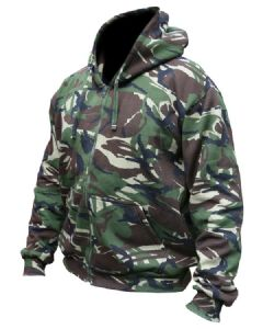 Kombat uk DPM Camo Hoody Military Fleece Jumper